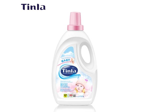 天蕾4倍浓缩婴儿天然洗剂洗衣液