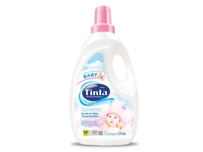 天蕾婴儿天然洗衣液